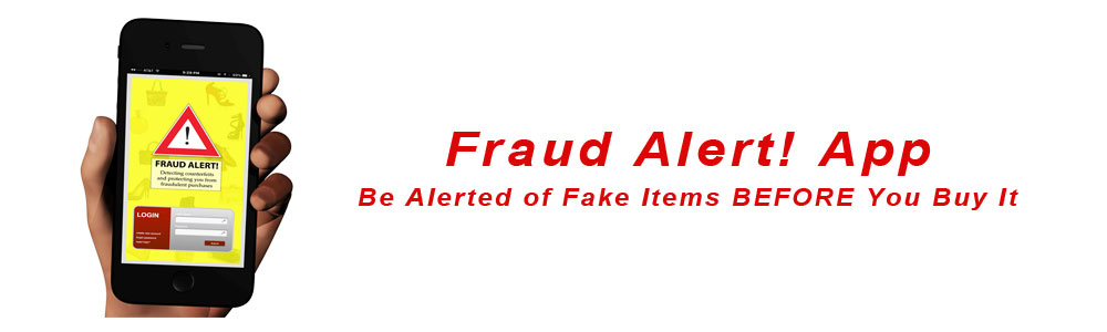 The Fraud Alert