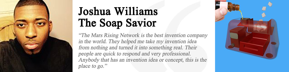 Joshua Williams Inventor Testimonial