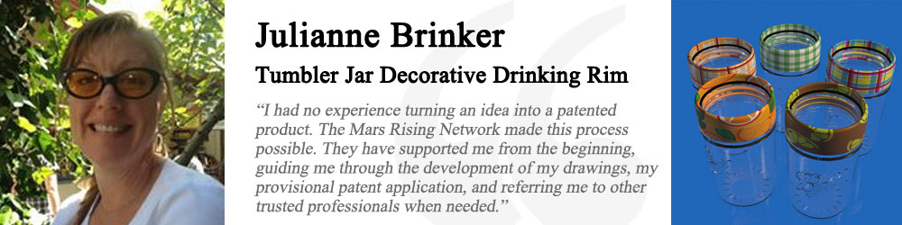 Julianne Brinker Inventor Testimonial