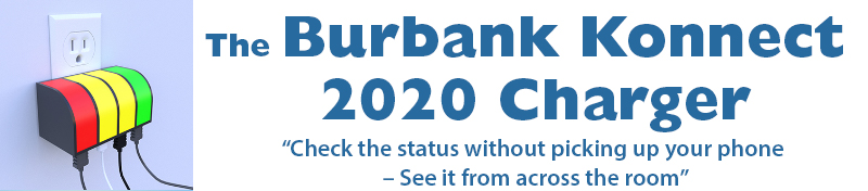 The Burbank Konnect 2020 Charger