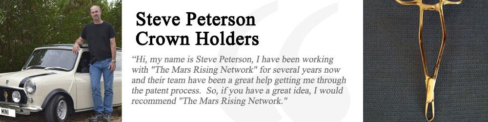 Steve Peterson Inventor Testimonial