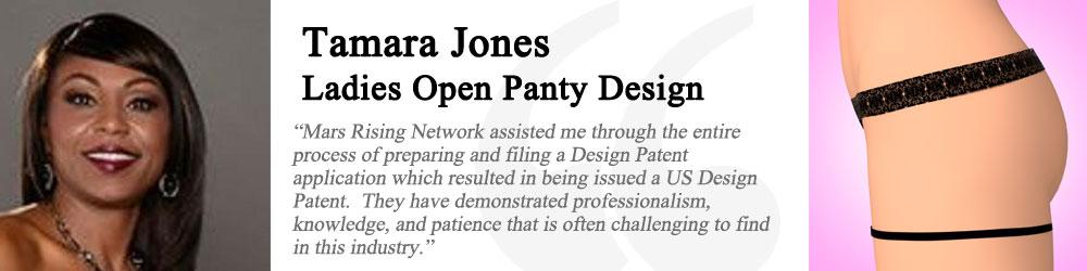 Tamara Jones Inventor Testimonial