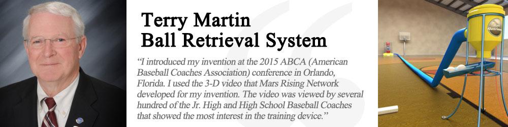 Terry-Martin Inventor Testimonial
