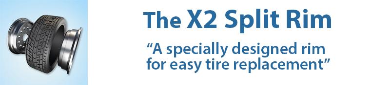 The X2 Split Rim