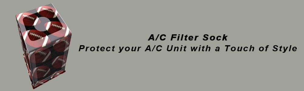 A/C Filter Sock