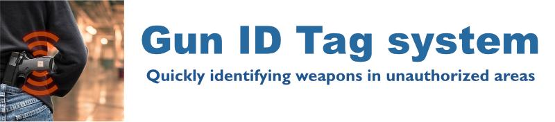 Gun ID Tag system