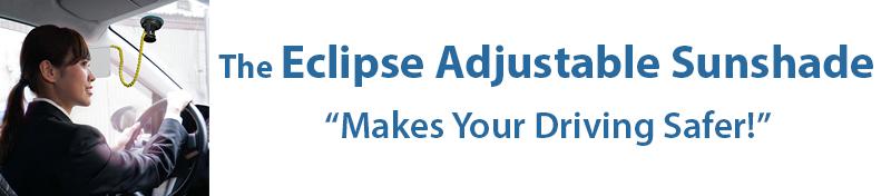 The Eclipse Adjustable Sunshade