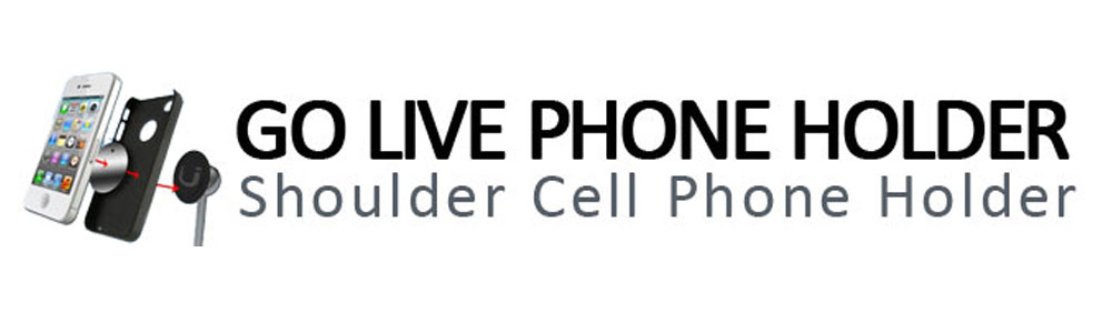 Go Live Phone Holder