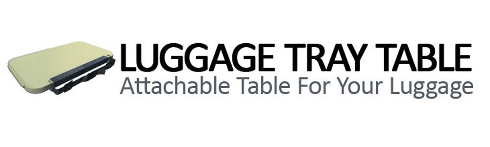 The Luggage Tray Table