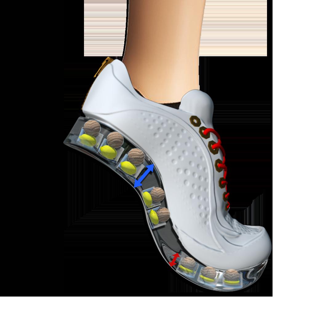 The Massage Shoe